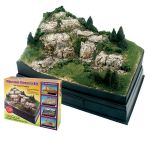 WSP4111 Scene-a-Rama Mountain Diorama Kit